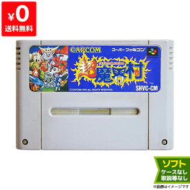 SFC 超魔界村 ソフトのみ 箱取説なし カセット スーパーファミコン レトロゲーム【中古】
