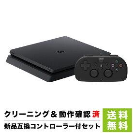 PS4 本体 新品互換 コントローラー付き プレステ4 本体 500GB 選べる CUH-2000 2100 2200 【中古】