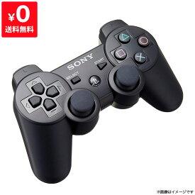 PS3 DUALSHOCK3 コントローラーのみ プレステ3 ワイヤレス デュアルショック3 純正 黒 ブラック 4948872411790 【中古】