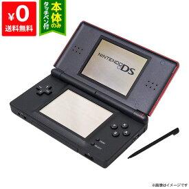 DSLite ニンテンドーDS lite クリムゾンブラック DSライト 赤 黒 本体 タッチペン付き 本体のみ Nintendo 任天堂 ニンテンドー 4902370516258 【中古】