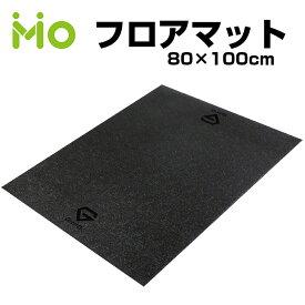 GronG(グロング) フロアマット エクササイズマット ベンチマット 100cm×80cm 厚さ6mm