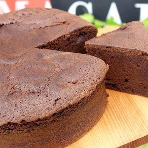 プレゼント ギフト ケーキ ガトーショコラ 5号 (4〜5名) ベルギー産チョコレートを贅沢に使用 ギフト 誕生日ケーキ 記念日ケーキ 【送料無料】(gift)