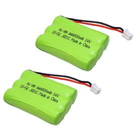 2個セット パイオニア (Pioneer) TF-BT10 / FEX1079 / FEX1080 / FEX1090 対応互換電池 【コードレス子機用充電池】【J001C】【メール便送料無料】 | バッテリー 充電池 電池 充電式電池 ニッケル水素電池 互換バッテリー 互換 コードレス 子機 コードレス電話 セット 電話