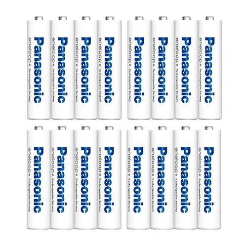 16本パック Panasonic/パナソニック eneloop エネループ 単4形ニッケル水素充電池 【メール便送料無料】