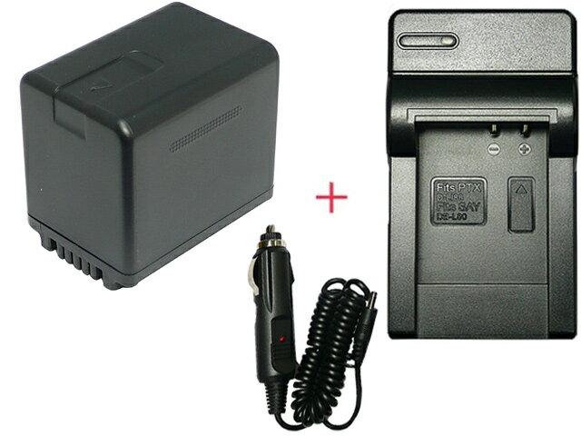 充電器セット パナソニック(Panasonic) VW-VBK360-K 互換バッテリー + 充電器(コンパクトタイプ) 【あす楽対応】【送料無料】