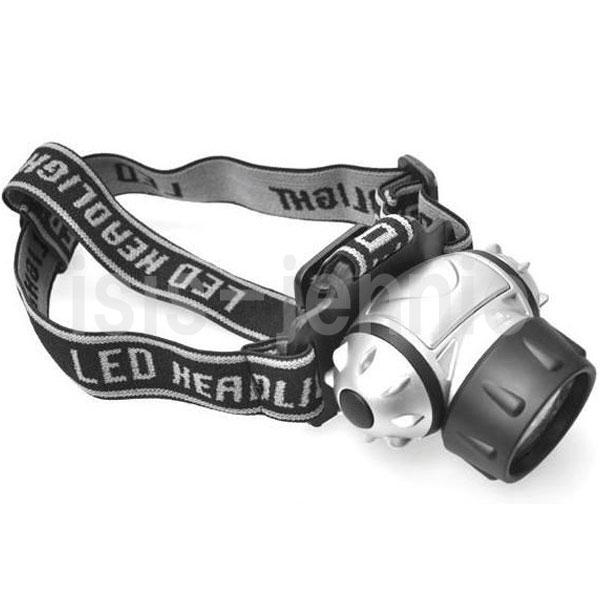 4段階点灯!高輝度!18灯LEDヘッドライト(送料無料・北海道、沖縄、離島は発送不可)