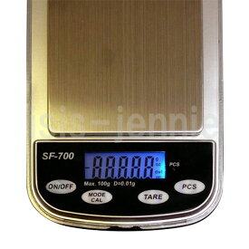 デジタルポケットスケール/精密秤0.01g単位 PCS機能付デジタル計量器(送料無料・北海道、沖縄、離島は発送不可)