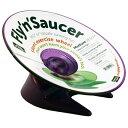 フライング・ソーサー M 直径:18.5cm 青 ・ 紫 ・ 緑 | 小動物用 ホイール