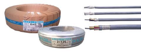 各社 〓 マイクコード(シールド線) 1メートルから切り売り 〓 MVVS0.3×3芯