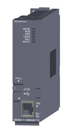 取寄せ品 非常に納期がかかる状態です。三菱電機 〓 シーケンサCPU ユニバーサルモデル Ethernet内蔵タイプ 〓 Q50UDEHCPU