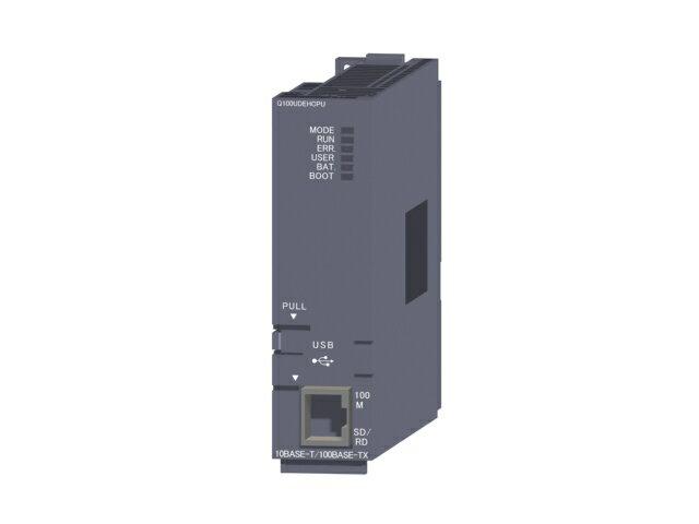 三菱電機 〓 シーケンサCPU ユニバーサルモデル Ethernet内蔵タイプ 〓 Q100UDEHCPU