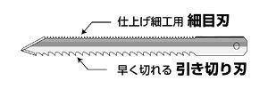 電気工事士技能試験対策品・半導体・工具・事務用品│JEFCOM(ジェフコム) ボードカッター 替刃 特殊両刃品番:BDS-250PH