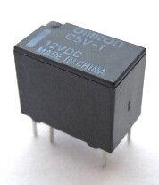 OMRON(オムロン)マイクロリレー品番:G5V-1 DC12