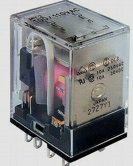 OMRON(オムロン)ミニパワーリレー品番:MY2 AC100/110