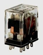電気工事士技能試験対策品・半導体・工具・事務用品│OMRON(オムロン)ミニパワーリレー品番:MY2 DC24