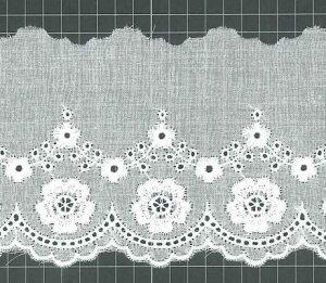 綿レース 50054 (巾約5.7cm)