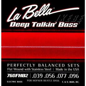 "La Bella 760FHB2 for Hofner ""Beatle Bass"""