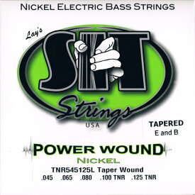 SIT POWER WOUND 5-STRING LIGHT [TNR5-45125L]