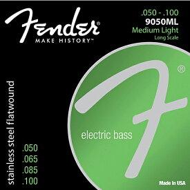 Fender USA 9050ML Stainless Bass Strings(050-100) [エレキベース弦] (#0739050405)