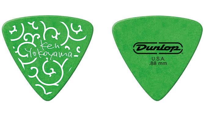 Dunlop (Jim Dunlop) Ken Yokoyama Signature Pick2 ×10枚セット