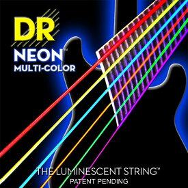 DR NEON Guitar Strings [MULTI-COLOR] (DR-NMCE-2/10 10-46)【限定2セットパック】