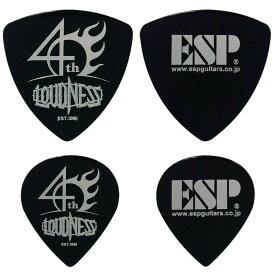 あす楽 新品 即納可能 ESP LOUDNESS 40周年記念ピック ×10枚セット (2種類5枚ずつ)