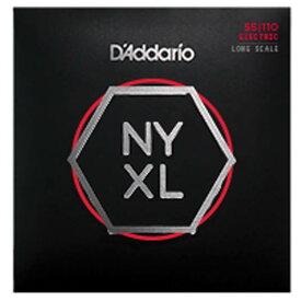 D'Addario NYXL Series Electric Bass Strings [NYXL55110]