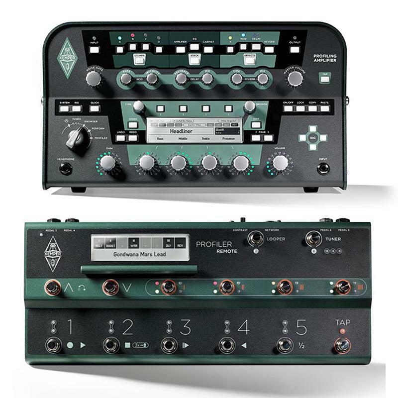 Kemper Profiler PowerHead + Remote SET 【rpt5】