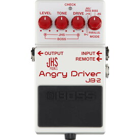 BOSS JB-2 Angry Driver 【期間限定★送料無料】 【rpt5】【IKEBE×BOSSオリジナルデザインピックケースプレゼント】
