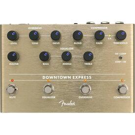 Fender USA Downtown Express Bass Multi Effect Pedal