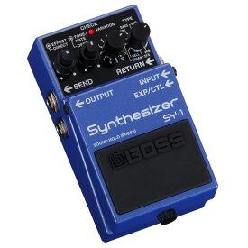 BOSS SY-1 [Synthesizer] 【期間限定★送料無料】 【rpt5】 ※次回入荷分ご予約受付中