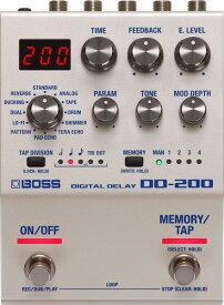 BOSS DD-200 [Digital Delay] 【期間限定★送料無料】
