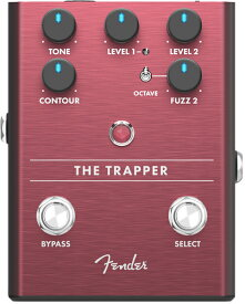 Fender USA THE TRAPPER DUAL FUZZ