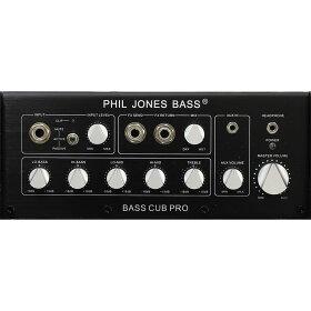 PJB(PhilJonesBass)BASSCUBPRO(RED)【キャリングバッグプレゼント!】