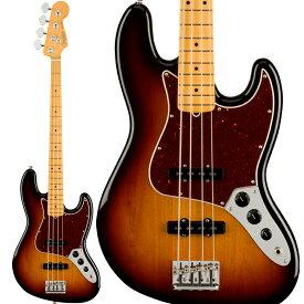 Fender USA American Professional II Jazz Bass (3-Color Sunburst/Maple) 【rpt5】 【即納可能】