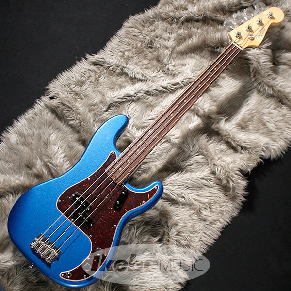 Fender USA American Original '60s Precision Bass (Lake Placid Blue) [Made In USA] 【即納可能】 【rpt5】 【FENDER THE AUTUMN-WINTER 2018 CAMPAIGN】 【FB1225ギグバッグプレゼント】