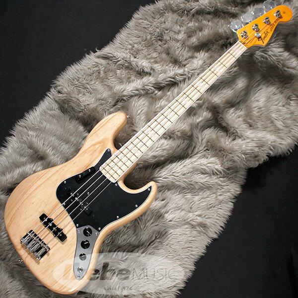 Fender USA American Original '70s Jazz Bass (Natural) [Made In USA] 【即納可能】 【rpt5】 【特典付】 【オリジナルポケットウォッチプレゼント!】