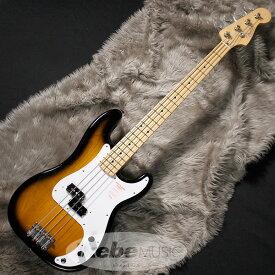 Fender Made in Japan Hybrid Made in Japan Hybrid 50s Precision Bass (2-Color Sunburst) [Made in Japan] 【即納可能】 【rpt5】