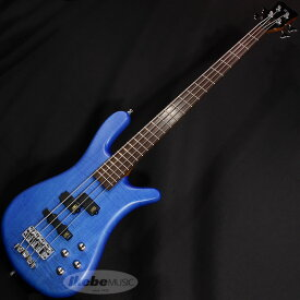 "Warwick German Team Built Streamer LX 4st ""Flame Maple Top"" (Ocean Blue)"