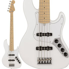 Fender Made in Japan Made In Japan Limited Deluxe Jazz Bass V (Arctic White) 【rpt5】