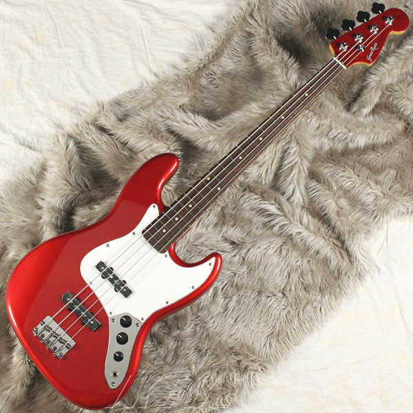 Grass Roots G-JB-55R (Candy Apple Red)