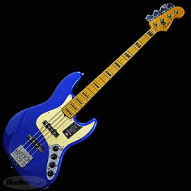 Fender USA American Ultra Jazz Bass (Cobra Blue/Maple) 【rpt5】