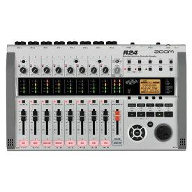 あす楽 新品 即納可能 ZOOM R24 Recorder / Interface / Controller / Sampler