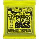 ERNIE BALL Round Wound Bass Strings/ 2832 REGULAR SLiNKY