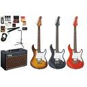 YAMAHA / PACIFICA212VFM+ VOX pathfinder 10 ギターアクセサリーセット