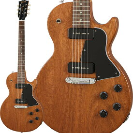 Gibson Les Paul Special Tribute P-90 (Natural Walnut Satin) 【ギブソン純正アクセサリーパック・プレゼント!】 【rpt5】