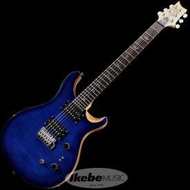 あす楽 新品 即納可能 PRS 35th Anniversary SE Custom 24 Faded Blue Burst 【チョイキズ特価】