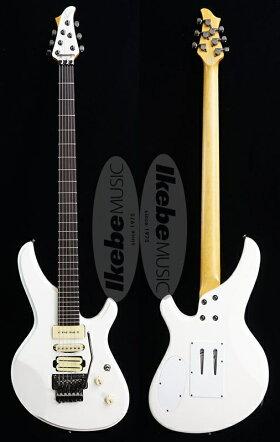 SeedKotetsu(White)[桜村眞(町屋)氏監修エレキギター]【キズ有り特価】