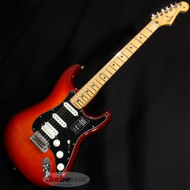 Fender MEX Player Stratocaster HSS Plus Top (Aged Cherry Burst/Maple) 【rpt5】