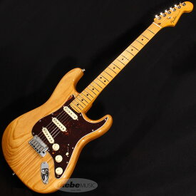 Fender USA American Ultra Stratocaster Ash (Aged Natural/Maple) 【rpt5】 【生産完了!!】